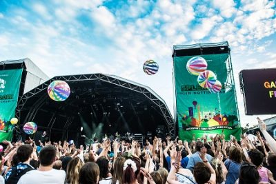 Splendour Festival Lineup Announcement Kaiser Chiefs