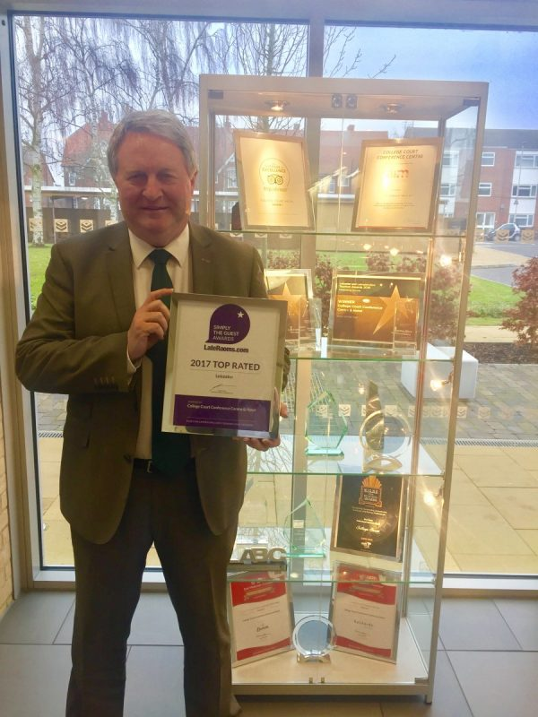 College Court in Leicester Win Simple The Guest Awards for The 2nd Year