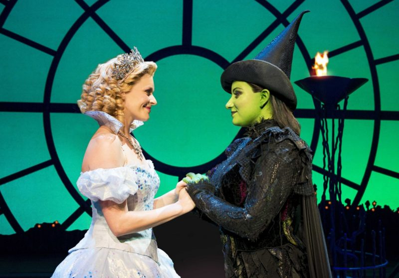 Wicked Musical Flies Back to Birmingham Hippodrome