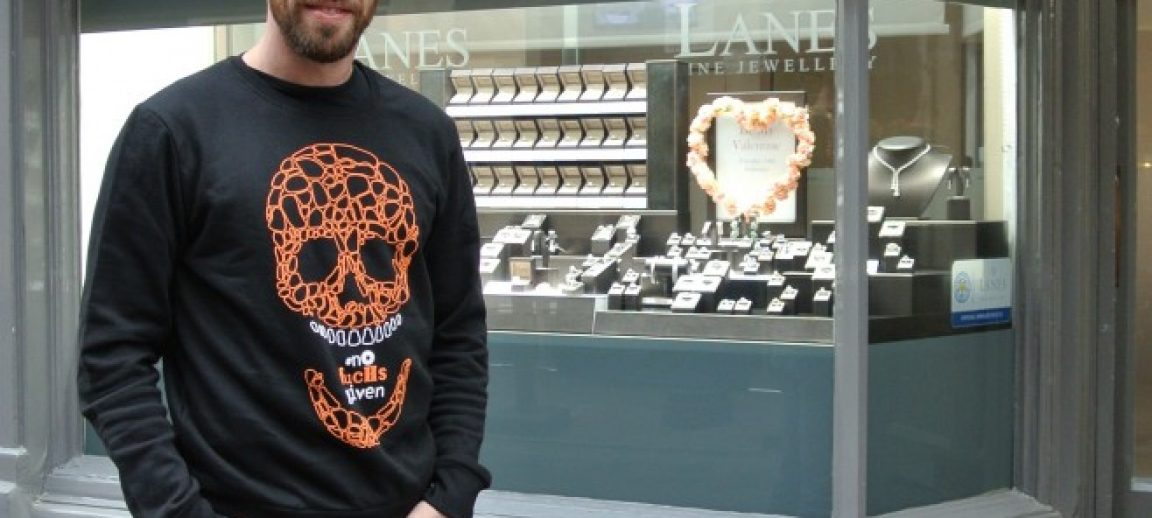 Lanes Fine Jewellery Announce Exclusive Jewellery Range with LCFC Christian Fuchs