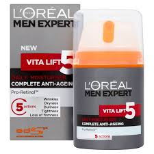 Top Five Anti-Ageing Products For Men