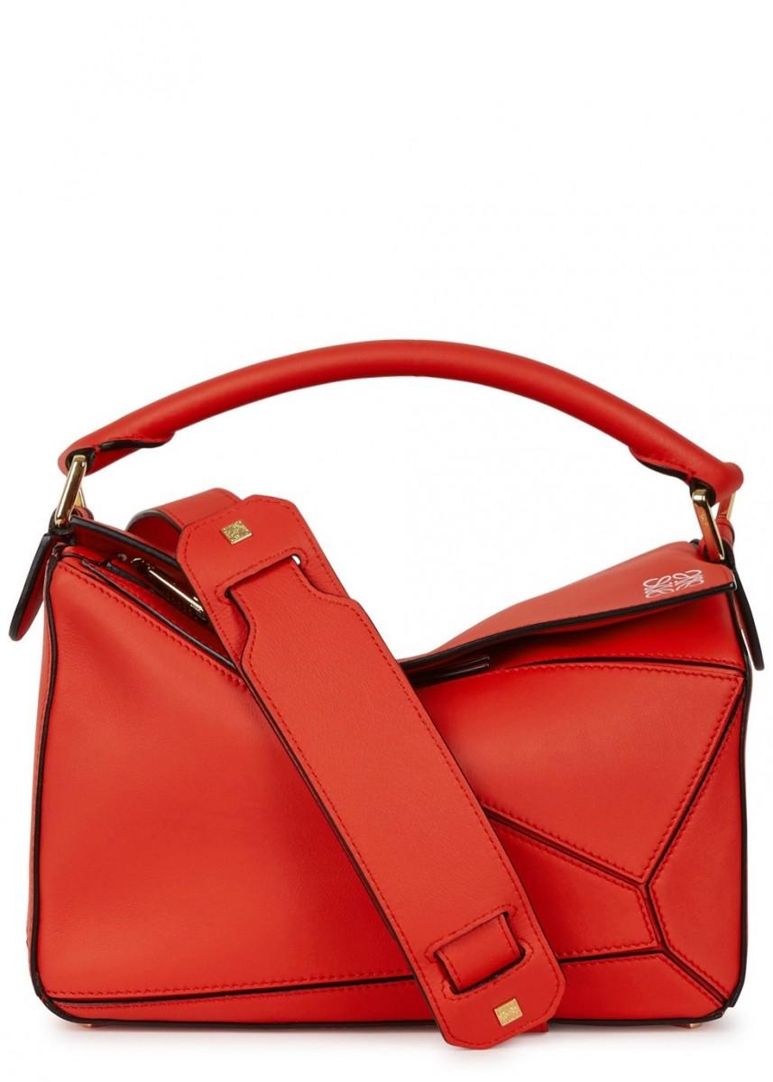 Loewe leather tote, £1375