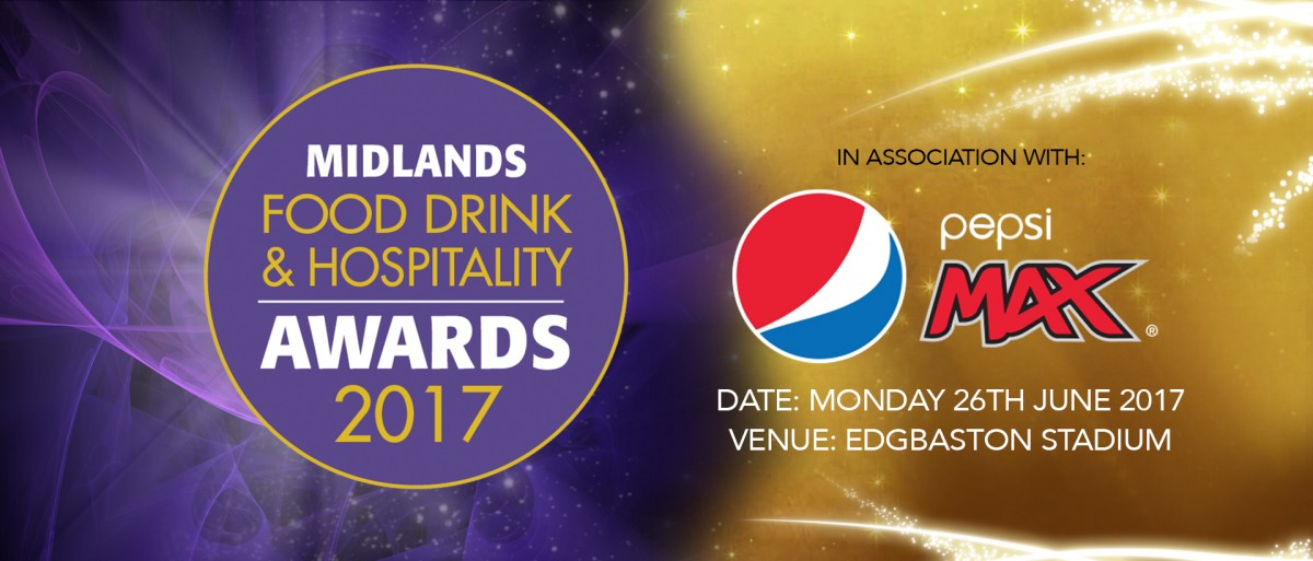 Nominations open for midlands food drink awards 2017 for Cuisine 2017 restaurant awards