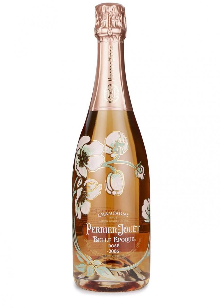 Perrier Jouet Belle Époque Rosé 06, £200