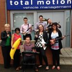 Total Motion contribute over £5,000 to charity event 'L Factor'