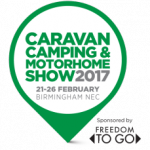 WIN! Tickets To Caravan, Camping & Motorhome Show at Birmingham's NEC.