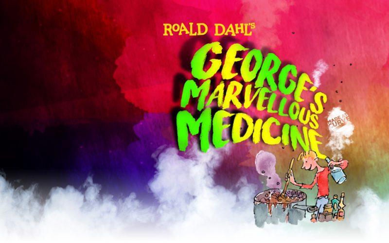 Curve announce a brand new Roald Dahl production.