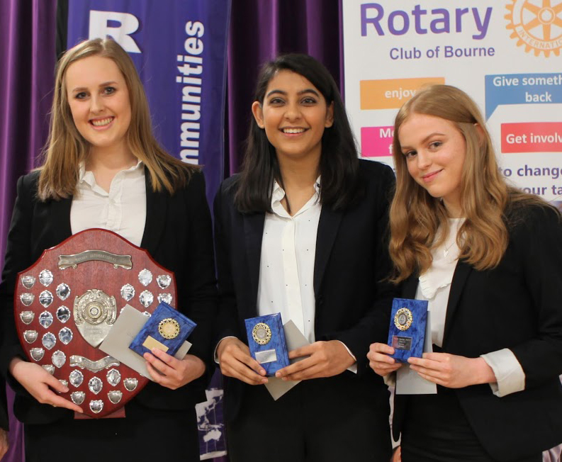 Our Lady's Convent schools win at Youth Speaks for a third year.
