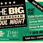 It's All About The Soul At Birmingham Town Hall.