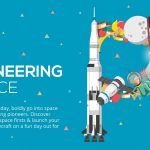This Easter half term boldly go into space with National Space Centre