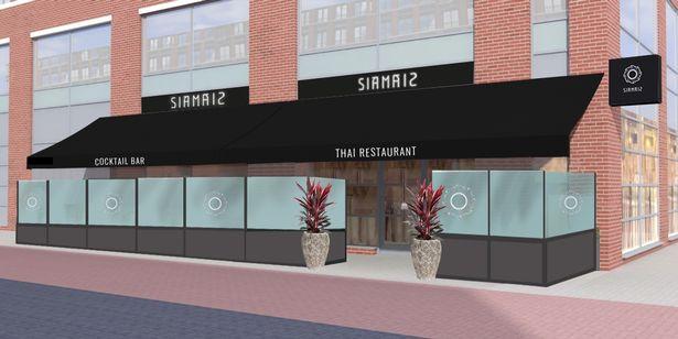 Thai Restaurant Leicester >> New Thai Restaurant Brand Siamais to Open in Birmingham - Dluxe Magazine