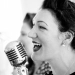 Singing A Happy Song. We Find Out More About Local Vintage Singer, Lizzy Rushby.