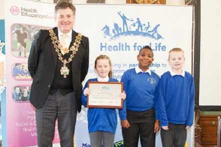 Health for Life award
