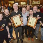 The Brunswick Inn Wins Derby CAMRA Pub of the Year for 2nd Year in a Row