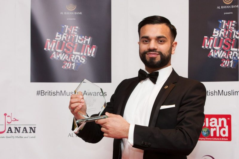 Muslim Awards Celebrated With A Glamorous Event At Athena