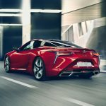 The All New Lexus LC Coupe – A New Era Dawns