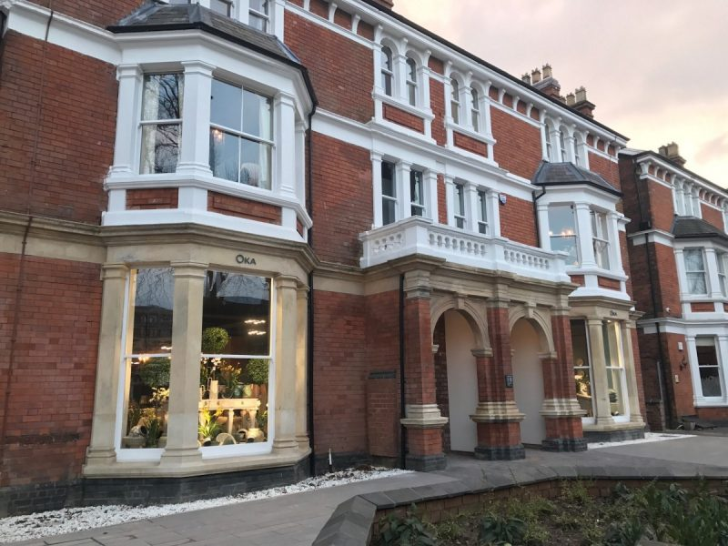 Edgbaston Village Welcomes The First OKA Store To The Midlands.