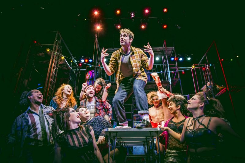 Ground-Breaking Musical RENT To Run At Belgrade Theatre Following 21st Anniversary.