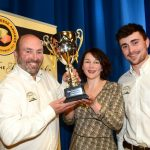 Sheep's cheese wins Supreme Champion at Artisan Cheese Awards.
