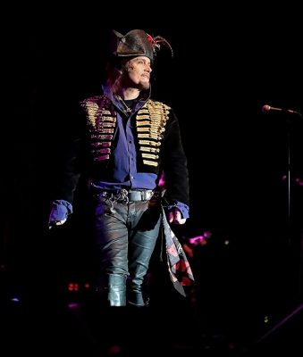 ADAM ANT ANTHEMS – THE SINGLES TOUR