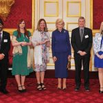 Birmingham Dementia Support Team have topped the Royal Palace People Awards for 'Pushing Boundaries'.