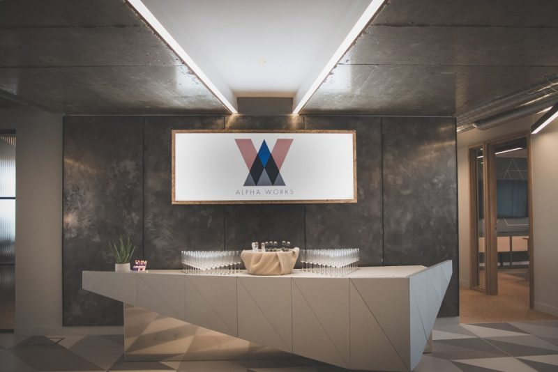 e New £1m Co-Working Space, Alpha Works, Opens Its Doors In The Heart Of Birmingham.