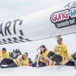 Join Pudsey in Birmingham On The World's Biggest 5k Inflatable Obstacle Challenge.