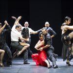 Dance Consortium presents a Sadler's Wells Production of Sidi Larbi Cherkaoui's  m¡longa – UK Tour 2017