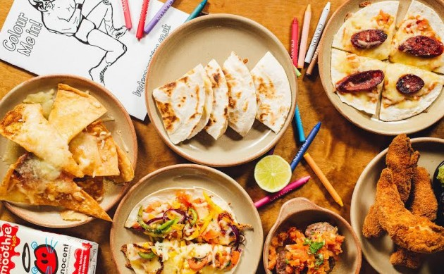 Kids Eat Free at Bodega this Half Term, May 27th - June 4th.