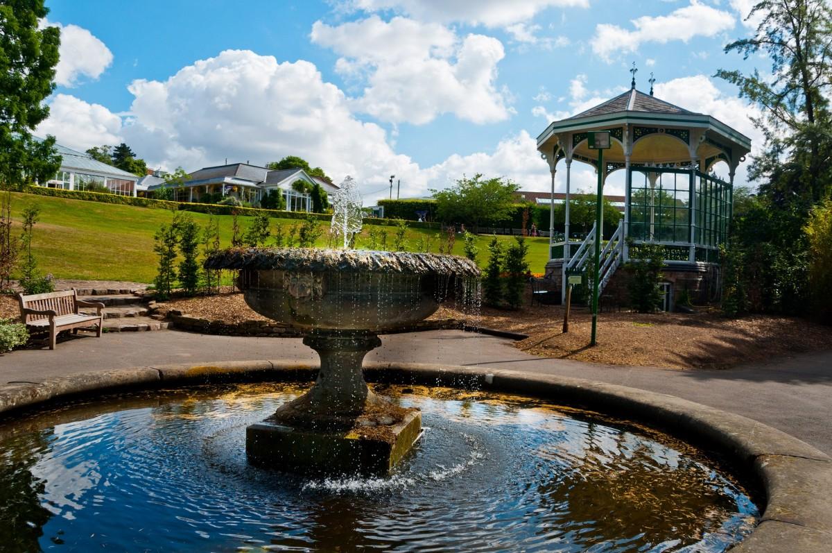 Get your garden ready for summer with birmingham botanical gardens for Birmingham botanical gardens birmingham al