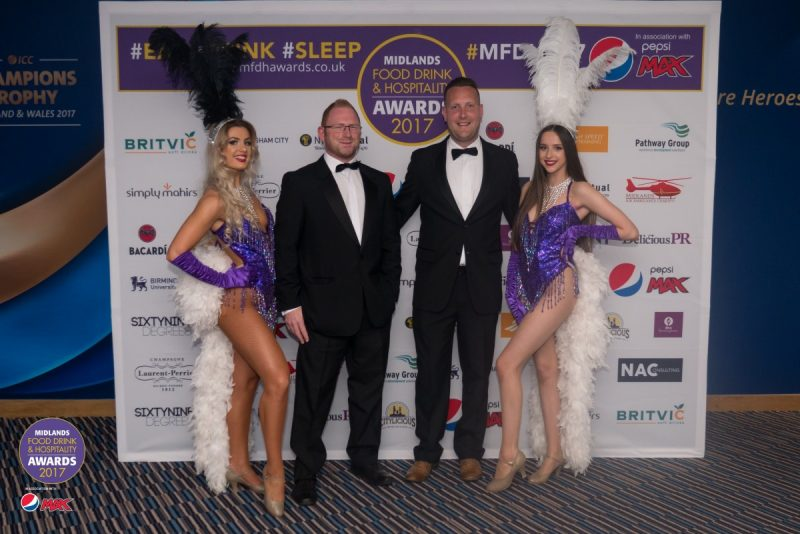 MFDH Awards Goes Off with a Bang At The Black Tie Awards Night.