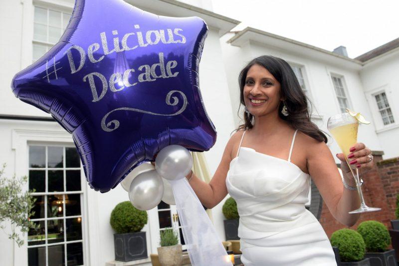 Delicious PR Celebrates A Delicious Decade.