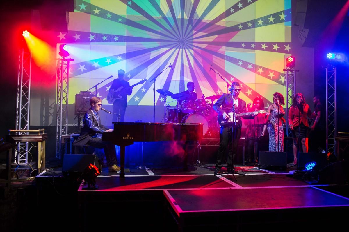Million Dollar Piano - A Tribute to Elton John