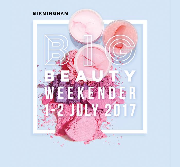 Birmingham's Big Beauty Weekender Comes To Harvey Nichols This Weekend.
