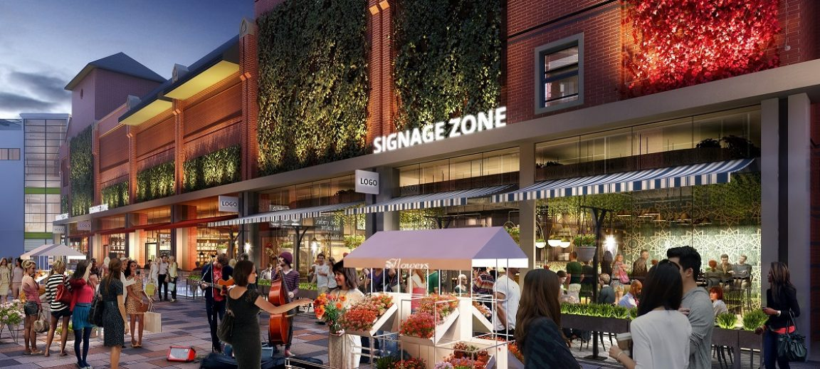 Three new lettings to transform a major part of Highcross