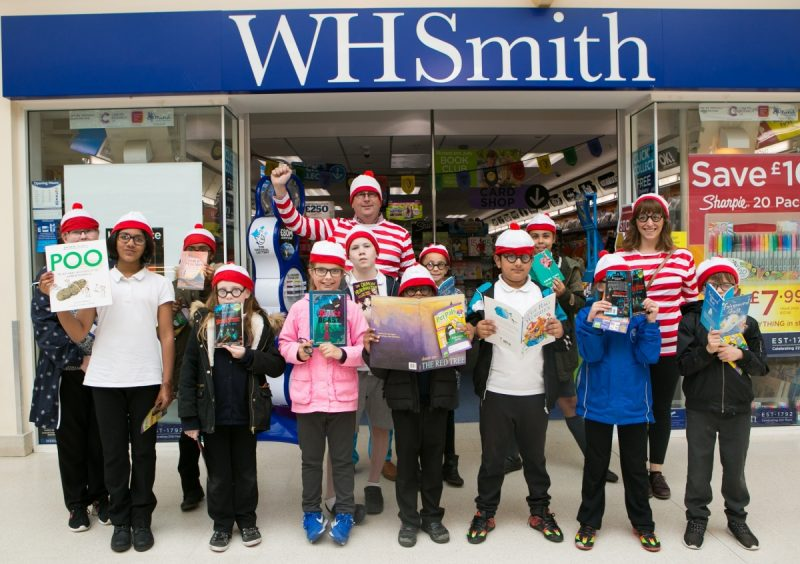 BEAUMONT LAUNCHES SEARCH TO FIND LEICESTER'S YOUNG READING HERO
