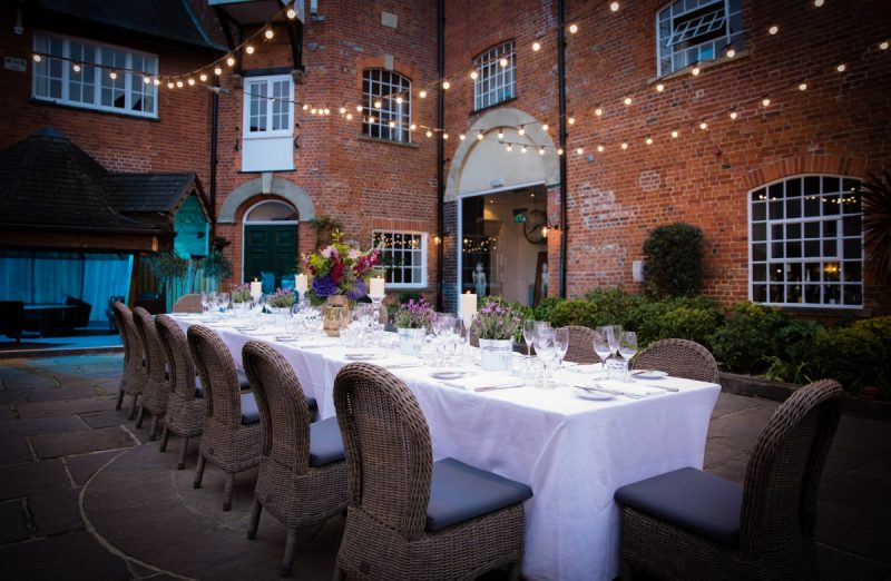 Create a special event with a difference at Hotel du Vin