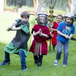 Kick off a summer of fun with an action-packed Roman Weekend at the Lunt Roman Fort!