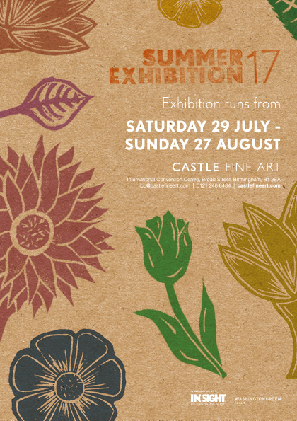 WASHINGTON GREEN'S 'SUMMER EXHIBITION 2017' AT THE ICC
