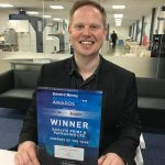 Interview: Marcus Short of Qualvis, Leicester Mercury's Business of the Year 2017