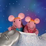 The Clangers Visit Small Space at the National Space Centre