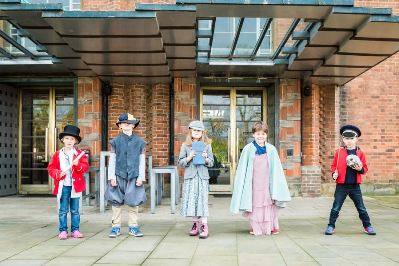 October Activities at The Royal Shakespeare Company
