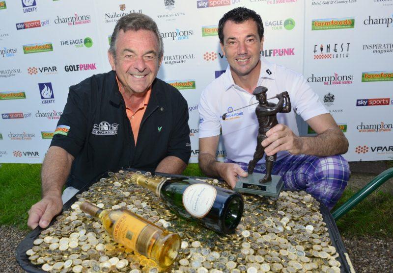 Richard O'Hanlon wins 2017 Farmfoods British Par 3 Championship Pro-Am in style