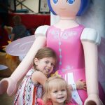 PLAYMOBIL at Gloworm Festival
