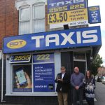 ADT Taxis Launch New App and Support Hope Against Cancer