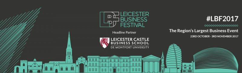 One month left to submit Leicester Business Festival events
