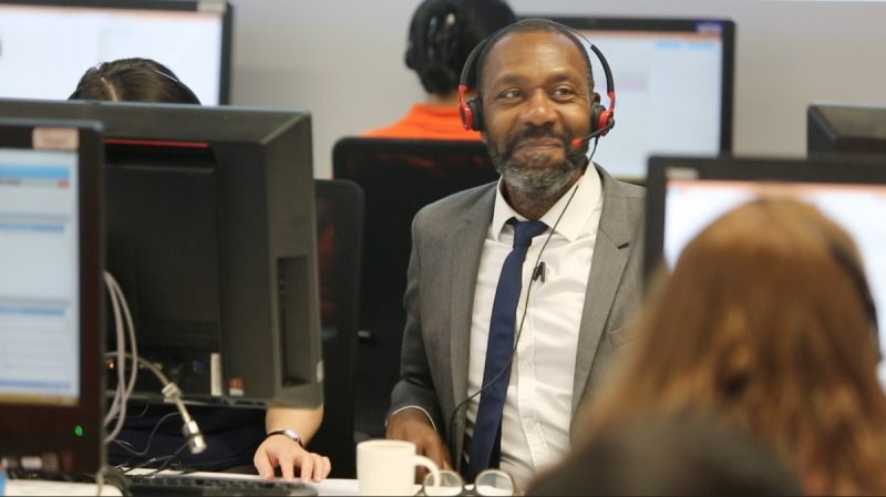 Sir Lenny Henry offers students university places on Clearing hotline