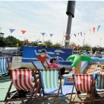 Pop-up funfair and beach opening at the Fort Shopping Park!