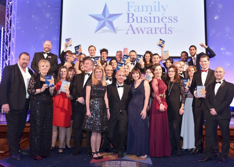 Family Business Awards' finalists unveiled