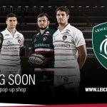 Leicester Tigers 'pop-up' store coming to Highcross